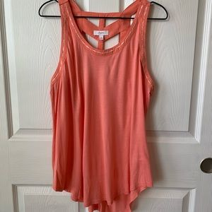 Candies coral tank
